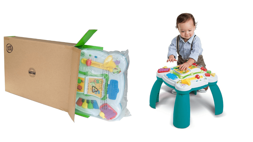 LeapFrog Learn & Groove Bilingual Musical Table