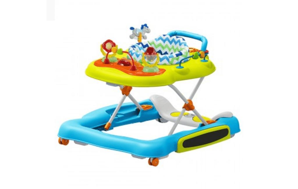 Lucky Baby® Jamboree™ 5 In 1 Multi-Functional Baby Walker
