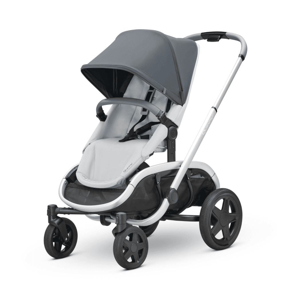 Most Spacious Baby Stroller - Quinny Hubb Mono