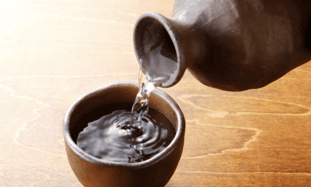 Myth #3 - Drink rice wine and other alcoholic drinks