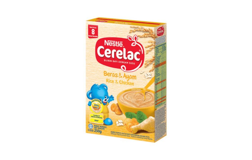 Nestlé Cerelac Rice and Chicken