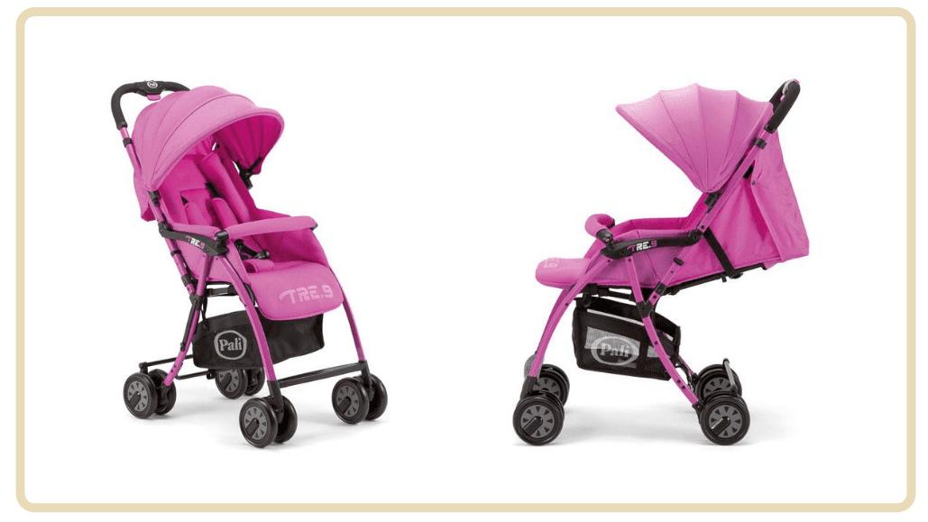 Pali Tre.9 Lightweight Stroller
