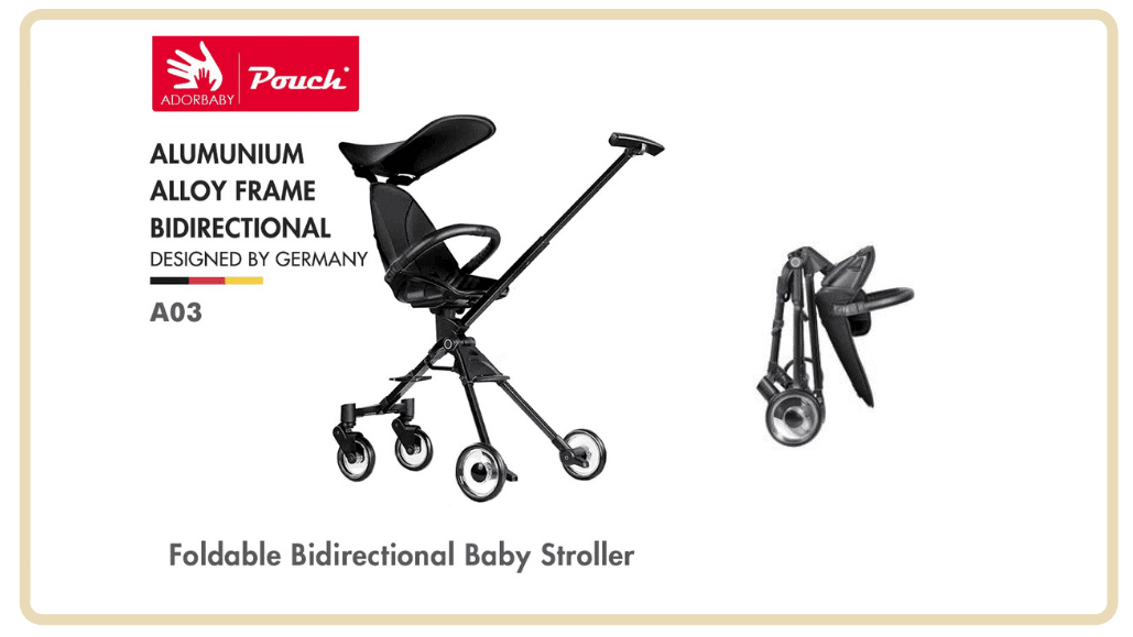 Pouch A03 Baby Stroller