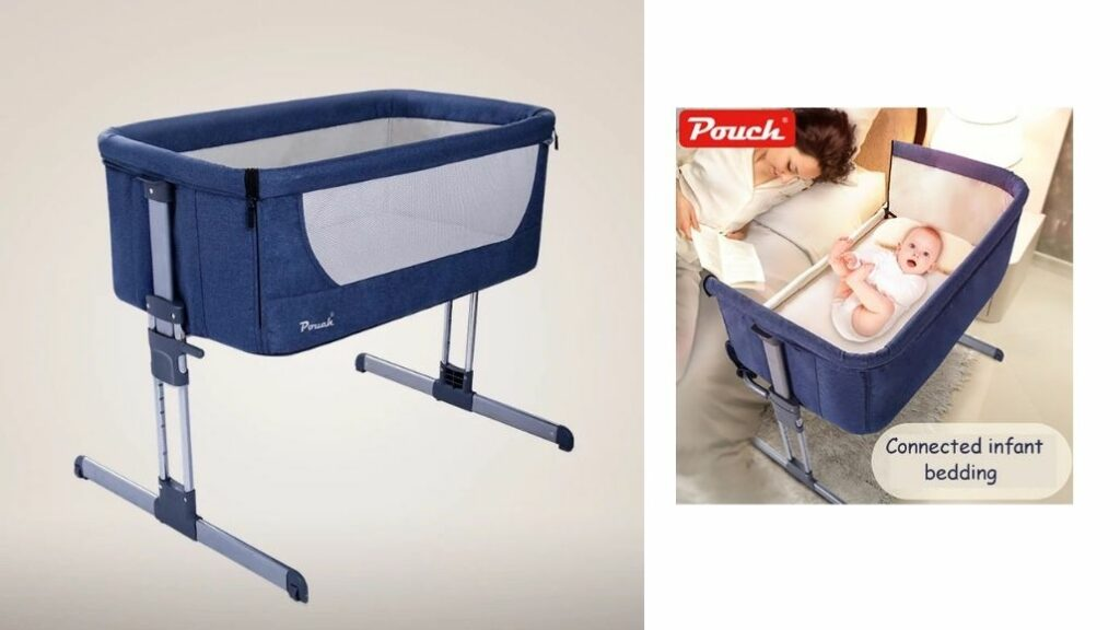 Pouch Multifunctional Portable European Style Baby Cot