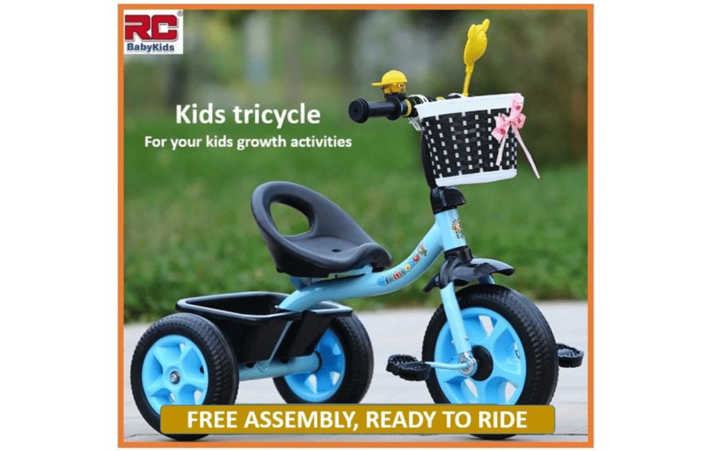 RC-BabyKids Trike