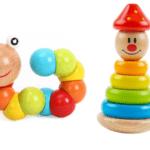 RC-Babykids Wooden Activity Toys Set
