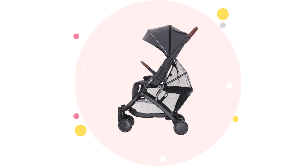 Strong and Stable Keenz Air Plus 2.0 Stroller