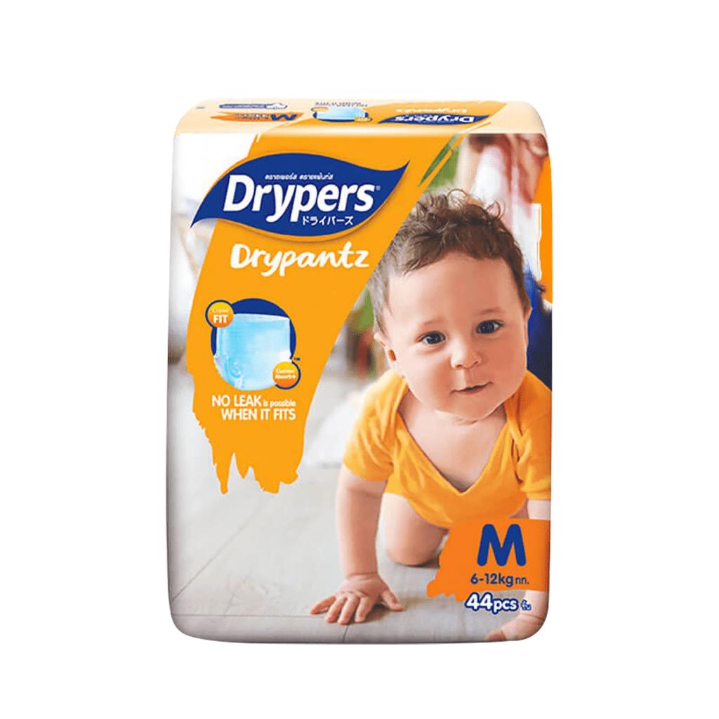 Super For Active Babies - Drypers Drypantz