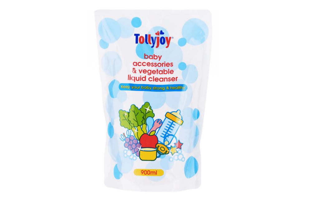 Tollyjoy Baby Accessories and Vegetable Liquid Cleanser