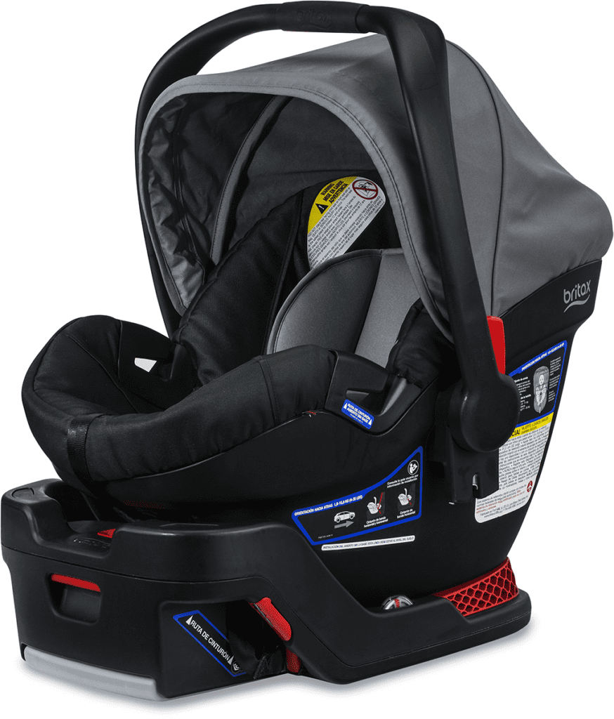 Which Britax Car Seat Is The One For You - Britax B-safe 35 Infant Car Seat