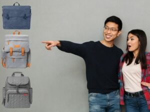 10 Best Diaper Bags in Singapore That Even Dads Would Love To Wear