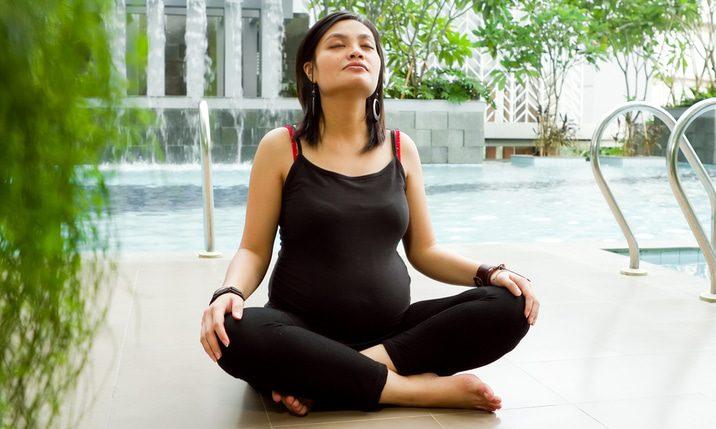 breathe right to strengthen pelvic floor
