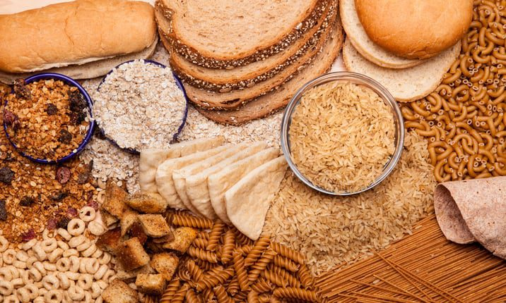 consume whole grains for a healthy pregnancy