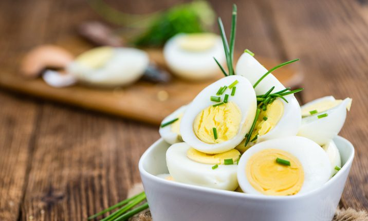 eat eggs for healthy pregnancy
