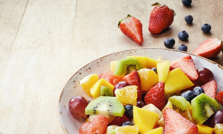 eat fruits for healthy pregnancy