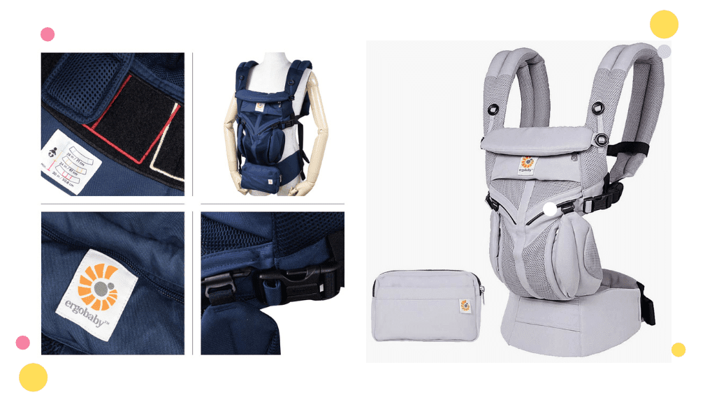 ergobaby carrier Perfect For Carrying Your Essentials