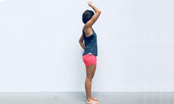 good posture for good pelvic floor
