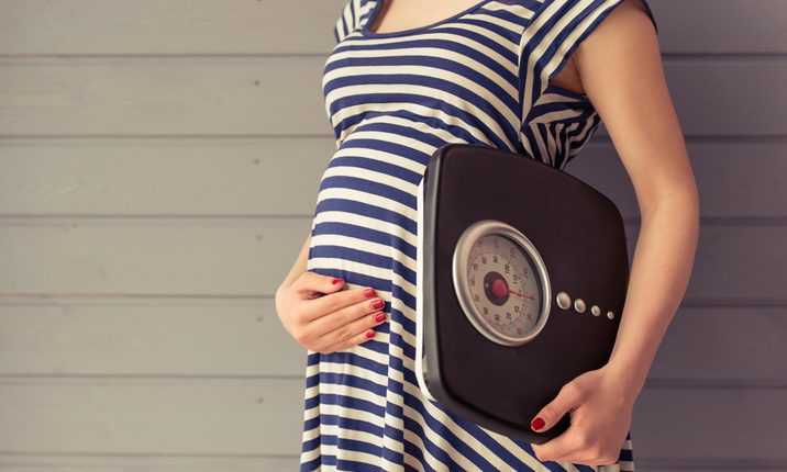 how much weight should I gain during pregnancy