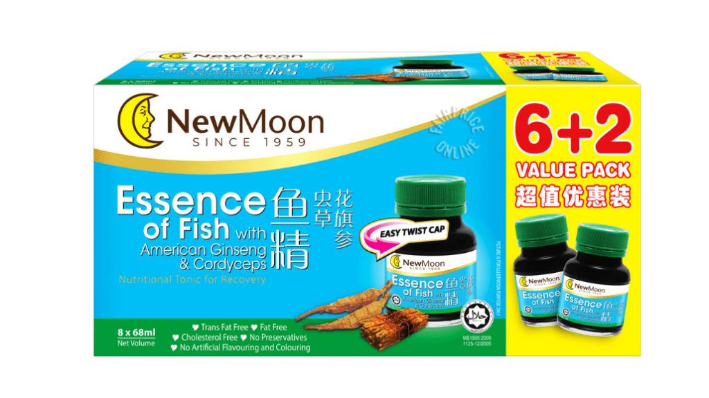 new moon essence of fish