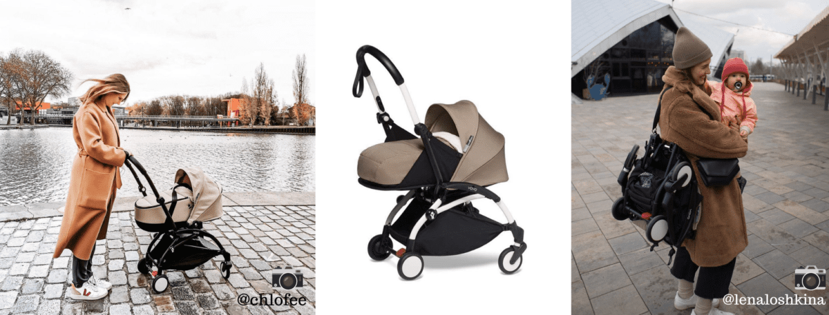 stroller that grows with your child Babyzen YOYO2