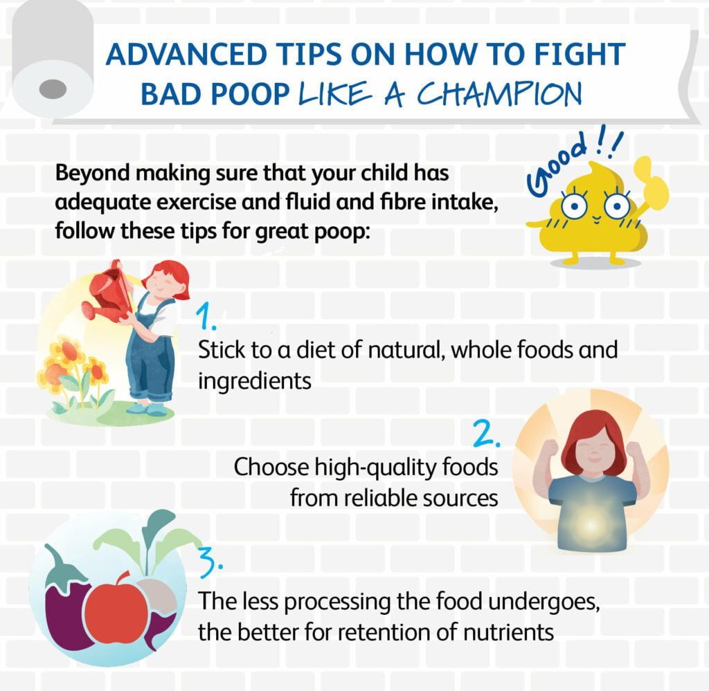tips on how to fight bad poop FRISO