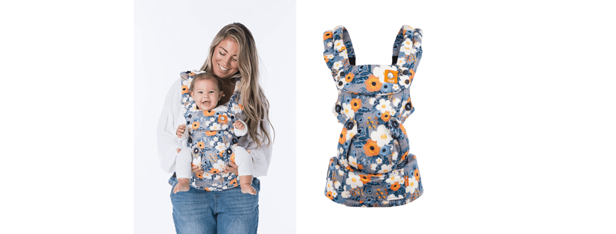 tula baby carrier for newborn to toddler