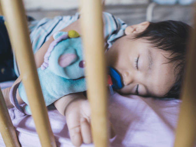 How to Choose the Best Cot For Your Baby