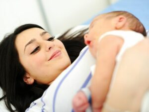 Importance of Rooming in with Your Baby by Ms. Nurhanesah Binte A. Rahman