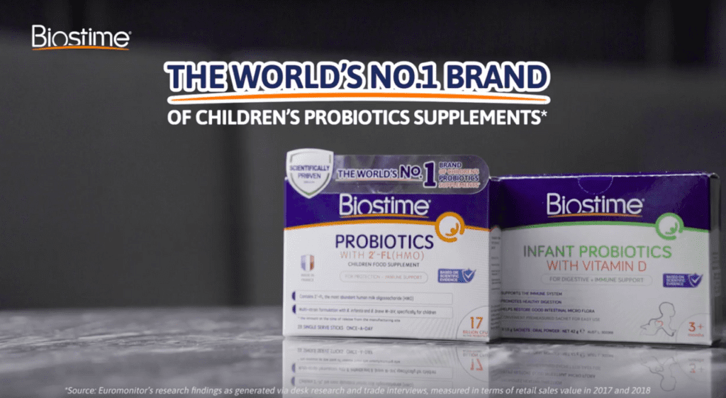 Learn more about your child's gut health with SuperMom Expert Series - Probiotics 101 Episode 1 - Biostime Probiotics