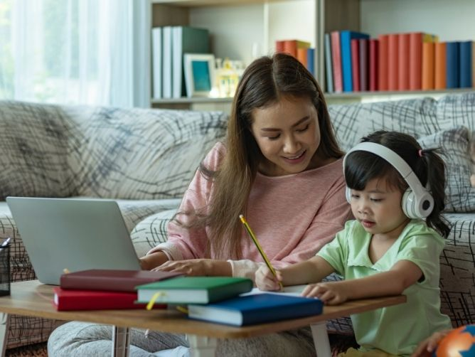 Nurturing a love for learning chinese in children starts from the roots of its culture
