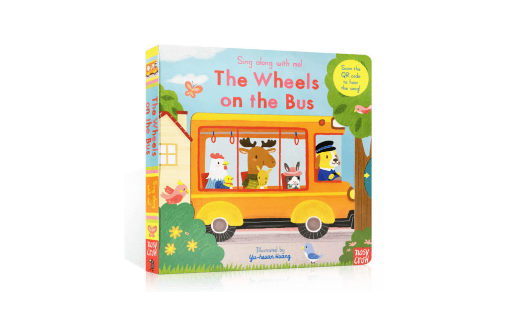 Sing-Along With Me! The Wheels on the Bus- Nosy Crow