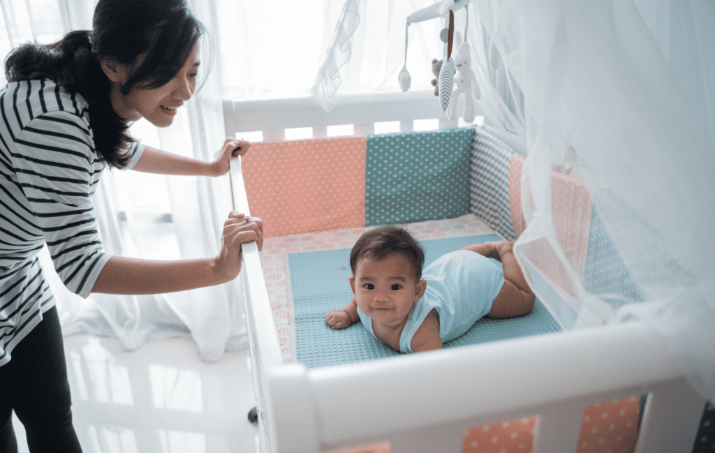 baby crib in Singapore