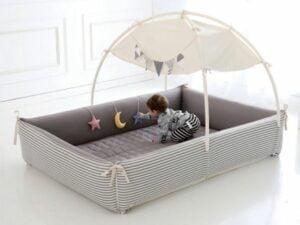 AGUARD Bumper Bed