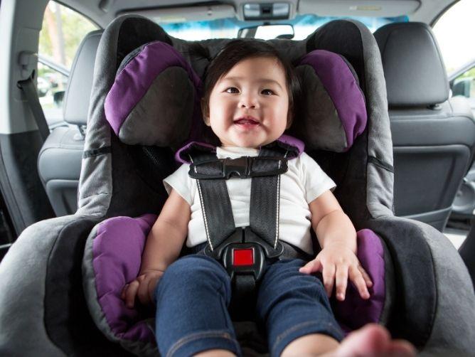 KenDadWork Reviews on Maxi Cosi Beryl Car Seat!