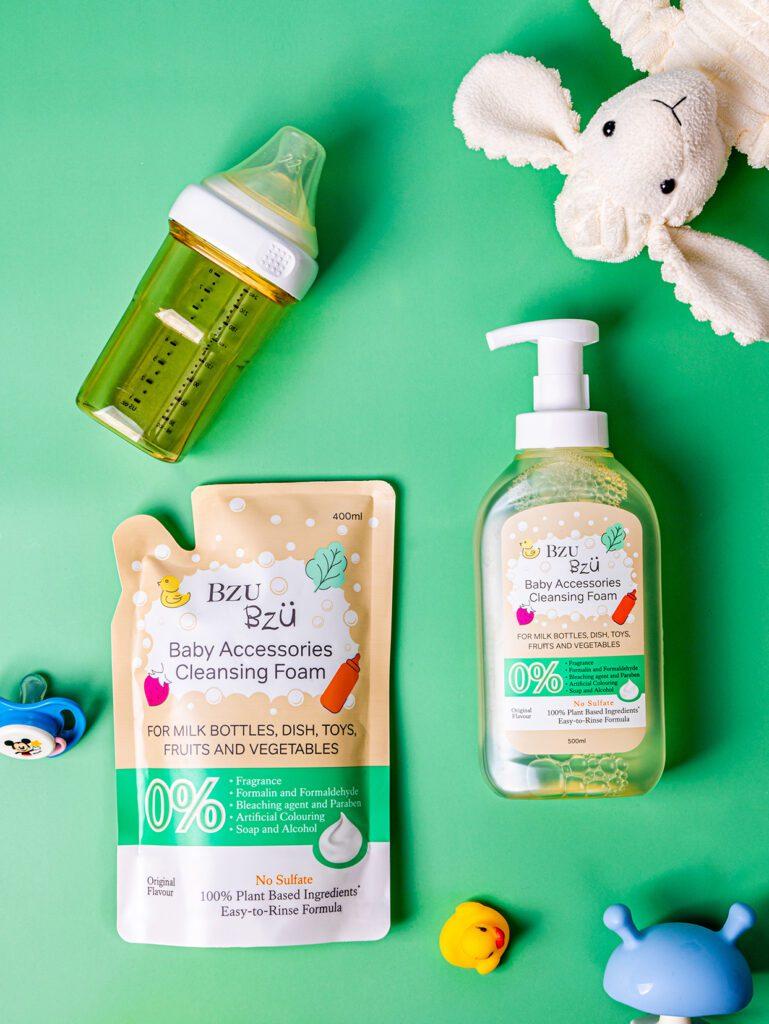 BZU BZU Baby Accessories Cleaning Foam