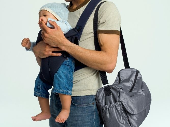 SuperMom Range of Baby Carriers