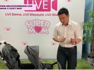 SuperMom x Lucky Baby LIVE