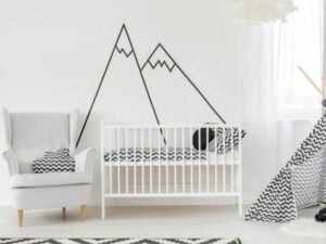How can I make sure my baby is near me yet keeping them safe?